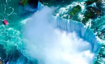 Aerea de Cataratas del Niagara