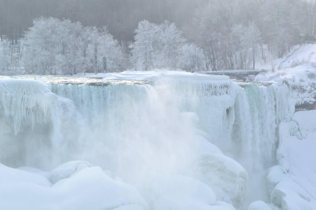 niagara falls congeladas