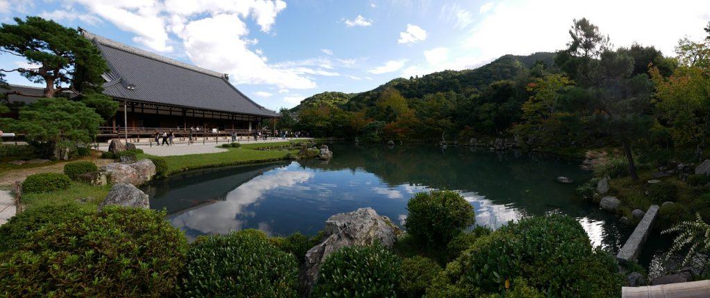 Templo Tenryu Ji