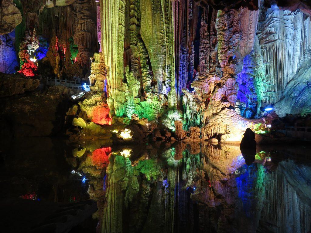 Río Li - Cueva