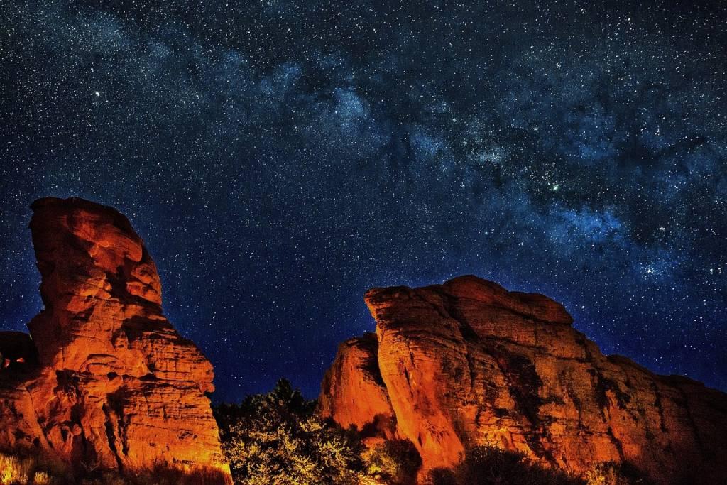 estrellas gran cañón