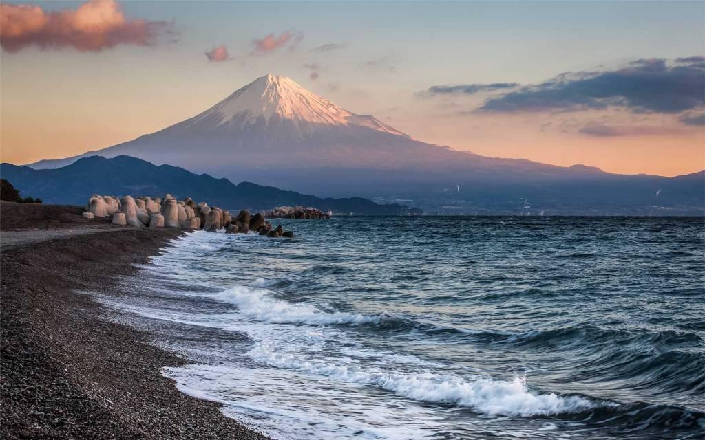 monte japón