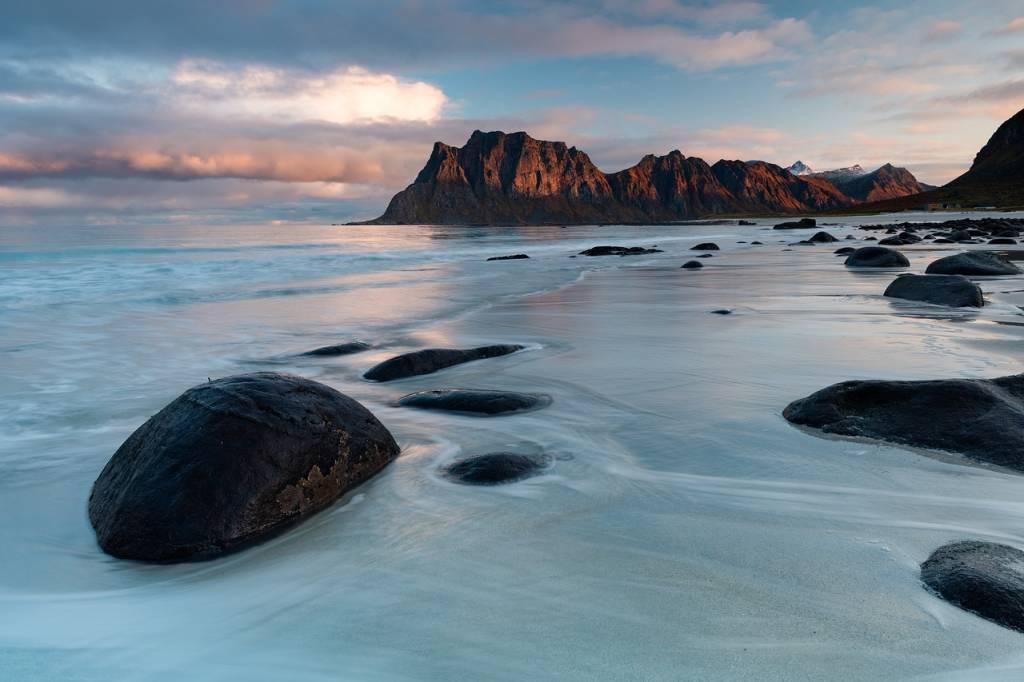 playa islas lofoten