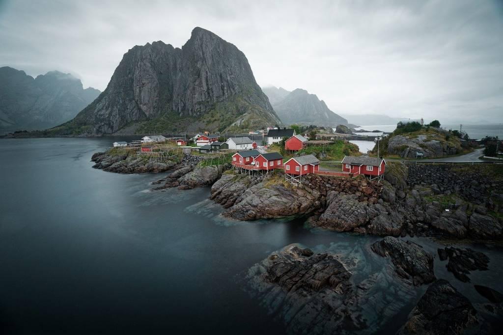 Casas pescadores