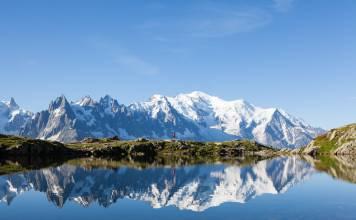Montaña Mont Blanc